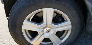 """Mags rtx 18"""" pour jeep wrangler, commander, grand cherokee"""