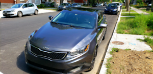Kia optima ex turbo gdi 2013