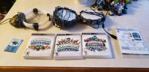 PS4/PS3/Wii/ Xbox skylanders lot sale