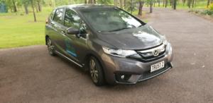 2017 Honda jazz VVTI auto
