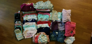 12 to 18 months baby girl clothing