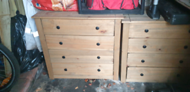 FREE - Chest of drawers & Shelf
