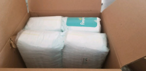 Size 1 Pampers - Sealed in original packaging