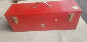 26 inch tool box good used condition