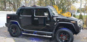 BEAUTIFUL LIMITED EDITION HUMMER H2 SUT LOADED