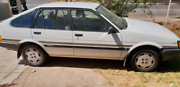 toyota corolla 1985 low kms Cowandilla West Torrens Area Preview