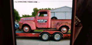 """""""Sanford and son """" junk removal"""