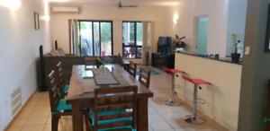 Huge fully furnished room in super comfy apartment for rent