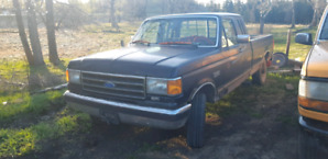 1990 Ford F250 5speed