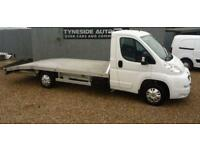 2014 14 PEUGEOT BOXER 2.2 RECOVERY TRUCK HDI 335 L3 1D 130 BHP DIESEL