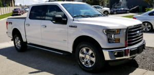 2015 Ford F150 XLT with XTR Package