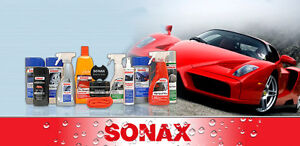 SONAX-TECHNICIAN'S CHOICE-LUSTRE LAC DETAILING PRODUCTS