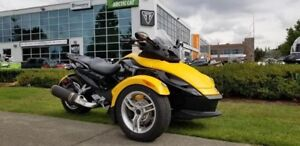 2008 Can-Am Spyder Roadster RS