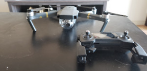 DJI Mavic Pro With 12MP / 4K Camera! BLACK ALUMINUM
