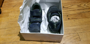 Boys Geox shoes size 8 1/2
