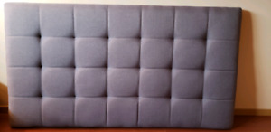 Headboard Queen size never used 62inch X 32inch