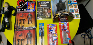 Vintage Stars Wars and other action figure BNIB