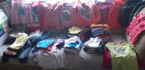 Kids cloths size 4 and 5