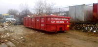 Construction waste removal service Disposal bin rentals