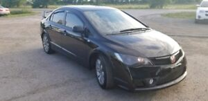 2011 civic si sedan certified and etested BRAND NEW TIRES