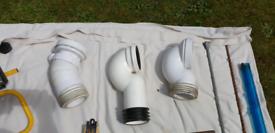 Selection of plumbing goods