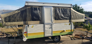 Jayco campervan Broadford Mitchell Area Preview