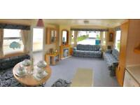 Cheap static Robin Hood north wales next to beach,pet friendly