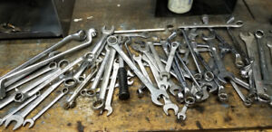 58 wrenches most quality brands less than $1 per wrench