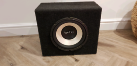 Infinity 8 inch car subwoofer