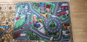 Play Mat for Cars