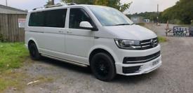 2018 VW T6 Transporter Shuttle White 15K