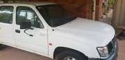 Toyota hilux dualcab ute 2001 Wyong Wyong Area Preview