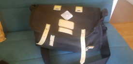 Carradice Cadet saddle bag for bicycle