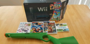 Console Wii Complet + 4 Jeux !!
