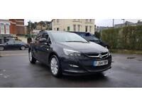 Vauxhall Astra 1.6CDTi (110ps) Tech Line ecoFLEX (s/s) Hatchback 5d 1598cc
