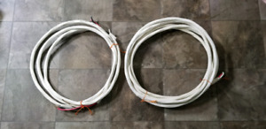 32.5' of #8 AWG NMD90 Nylon wire - 2 pieces