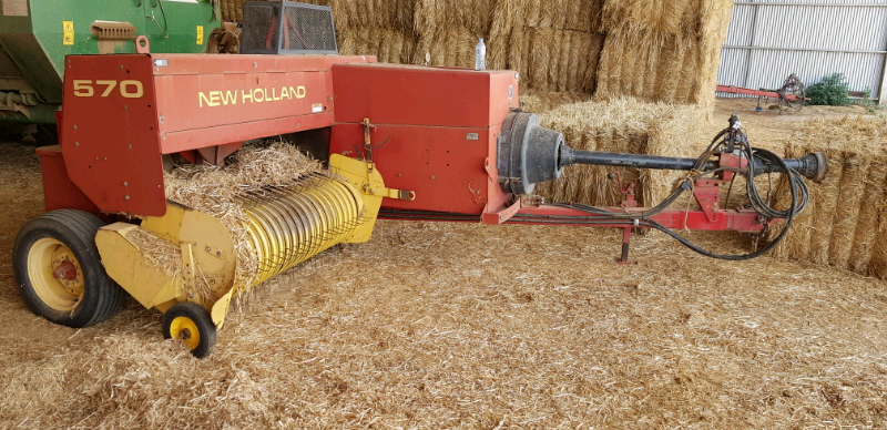New Holland 570 Small Square Baler | Miscellaneous Goods