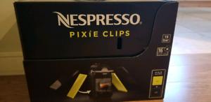 New  Nespresso Pixie