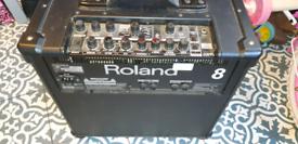 guitar amp, Roland cube
