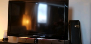 Samsung 40in LCD TV (as is)