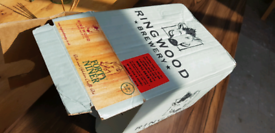 Ringwood Brewery Box and tap