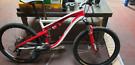 Specialized camber fsr bike