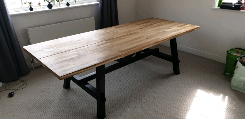 Ikea Skogsta Dining Table In Balham London Gumtree