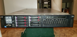 Serveur HP proliant DL380 G7