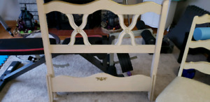 Childs Bedroom Set, French provincial