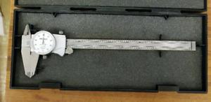 Mitutoyo Tools 505-676 Dial Caliper