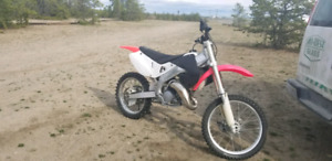 1999 Honda CR125R (YellowKnife NWT)