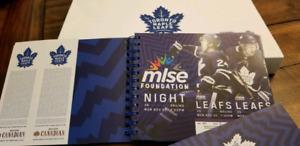 Toronto Maple Leafs vs Boston Bruins Nov 26th $350 / pair