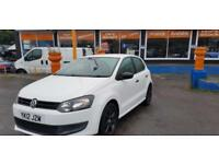 2012 Volkswagen Polo 1.2 S 5dr