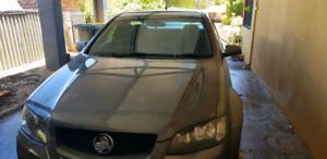 Holden thunder ute SV6 2011